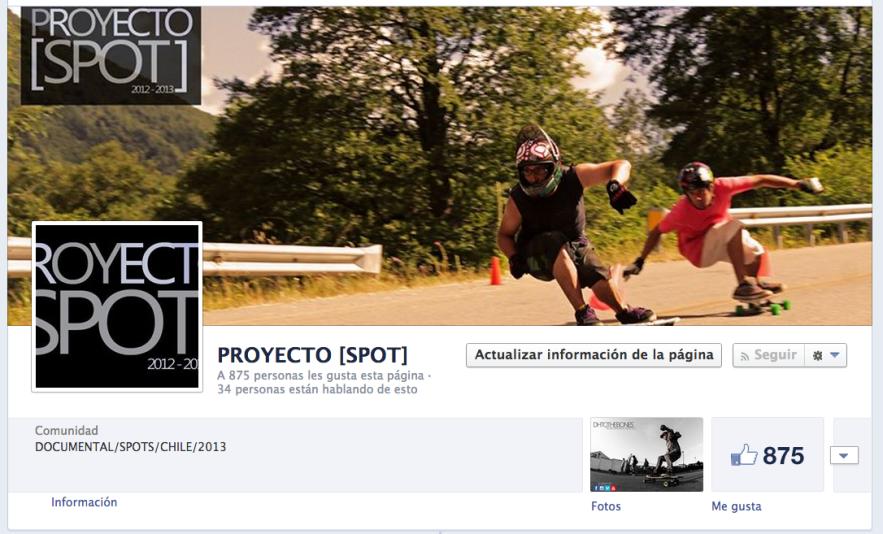 faceproyectospot